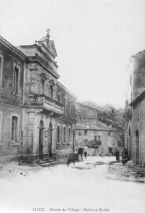 Avenue de la Mairie