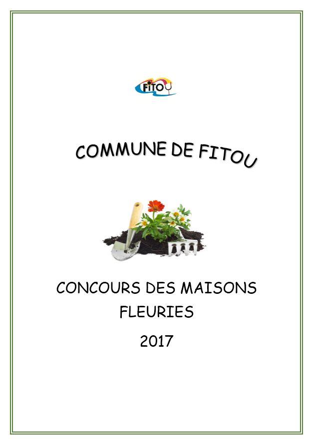 Concours Maisons Fleuries